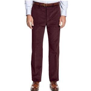 💯 Cotton Rich Coffee Brown Corduroy Pants.